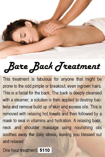 bare-back